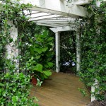 hardscape design ideas with pergola