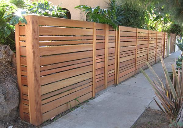 beautiful garden fence design ideas home trendy