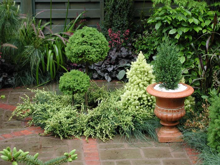 Beautiful small garden design pictures home trendy for Modern garden design for small spaces