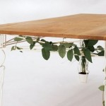 beautiful table for planting flower by jailmake