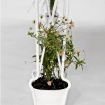 beautiful table legs for planting flower