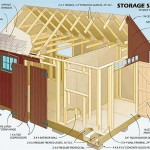 building garden shed design