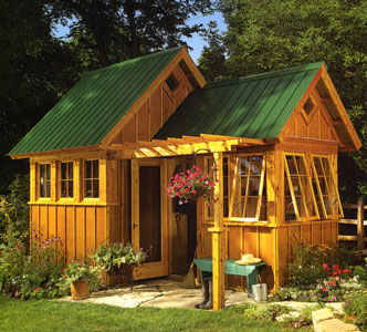 Cheap shed design plans ideas home trendy for Affordable garden sheds