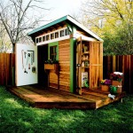 diy garden shed design ideas