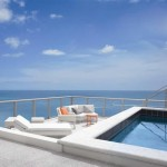 elegance rooftop swimming pool design ideas