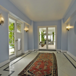 hallway in taylor swift new house