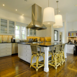 kitchen design in taylor swift new house