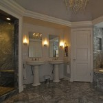 master bathroom in taylor swift new house