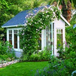 metal garden shed design ideas