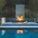 outdoor fireplace pictures design ideas