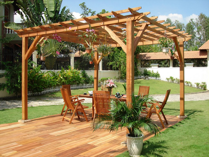 Patio Pergola Design Ideas | Home Trendy