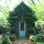 plastic garden shed design ideas