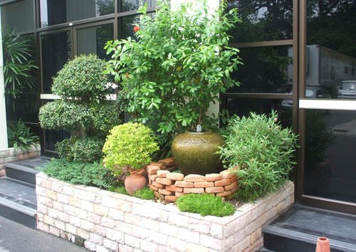 Trends Of Very Very Small Gardens : Trends Of Very Very Small Gardens : Idea Landscaping Small Garden ...
