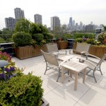 roof top garden design ideas