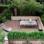 small deck garden design ideas