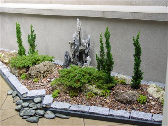Small japanese garden design ideas home trendy for Japanese garden design ideas uk