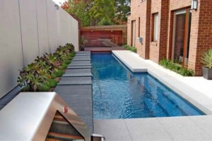 swimming pool for small spaces
