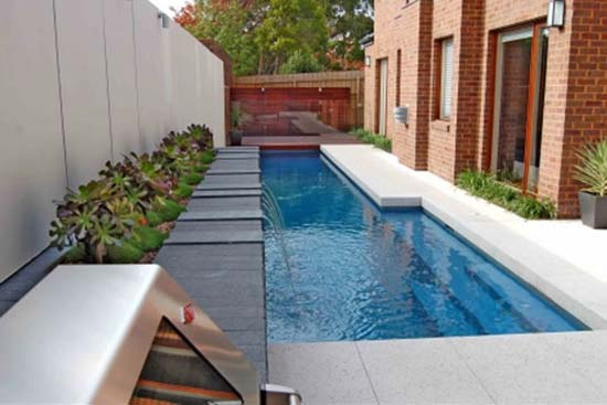 swimming pool for small spaces home trendy