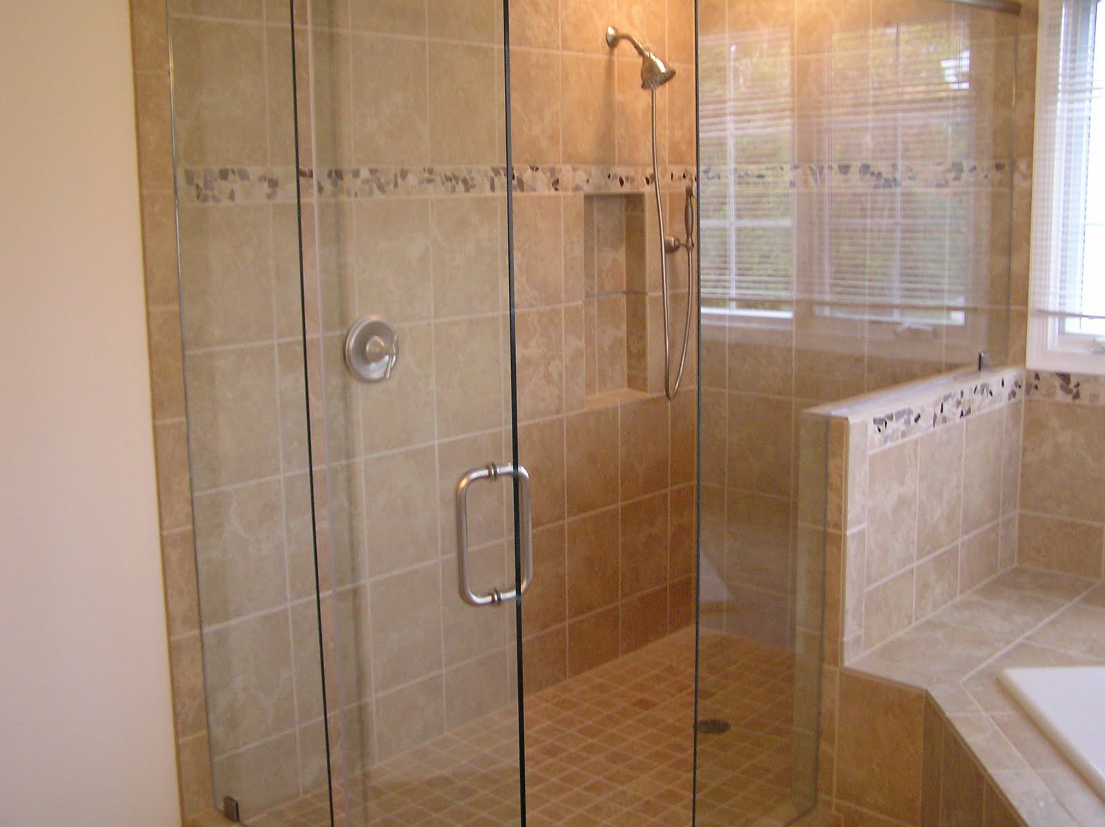 Tile bathroom shower design gallery luxury small bathroom interior design ideas inkiso one stop