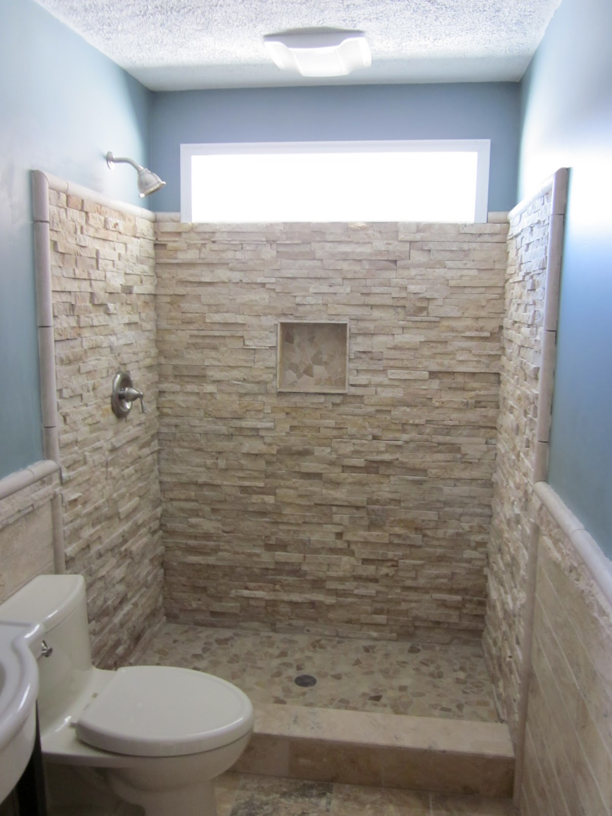 pin bathroom shower stall tile ideas on pinterest