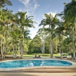 tropical outdoor swimming pool ideas