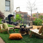 urban city roof garden design ideas