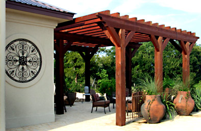 wooden pergola design ideas
