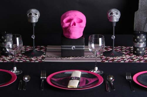 Outstanding Pink and Black Party Decorating Ideas 500 x 330 · 40 kB · jpeg