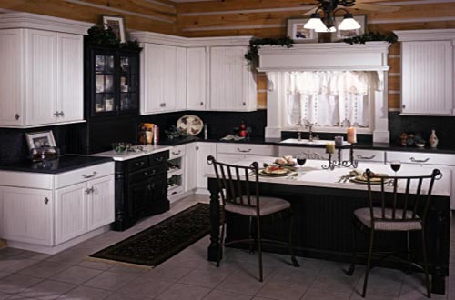 Perfect Black and White French Country Kitchen 500 x 330 · 50 kB · jpeg