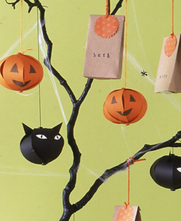 Martha Stewart Outdoor Halloween Decorations