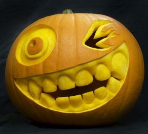 Funny Halloween Pumpkin Carving Ideas