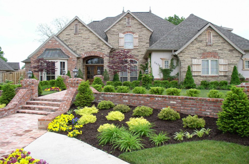 Low Maintenance Landscaping Ideas for Front Yard