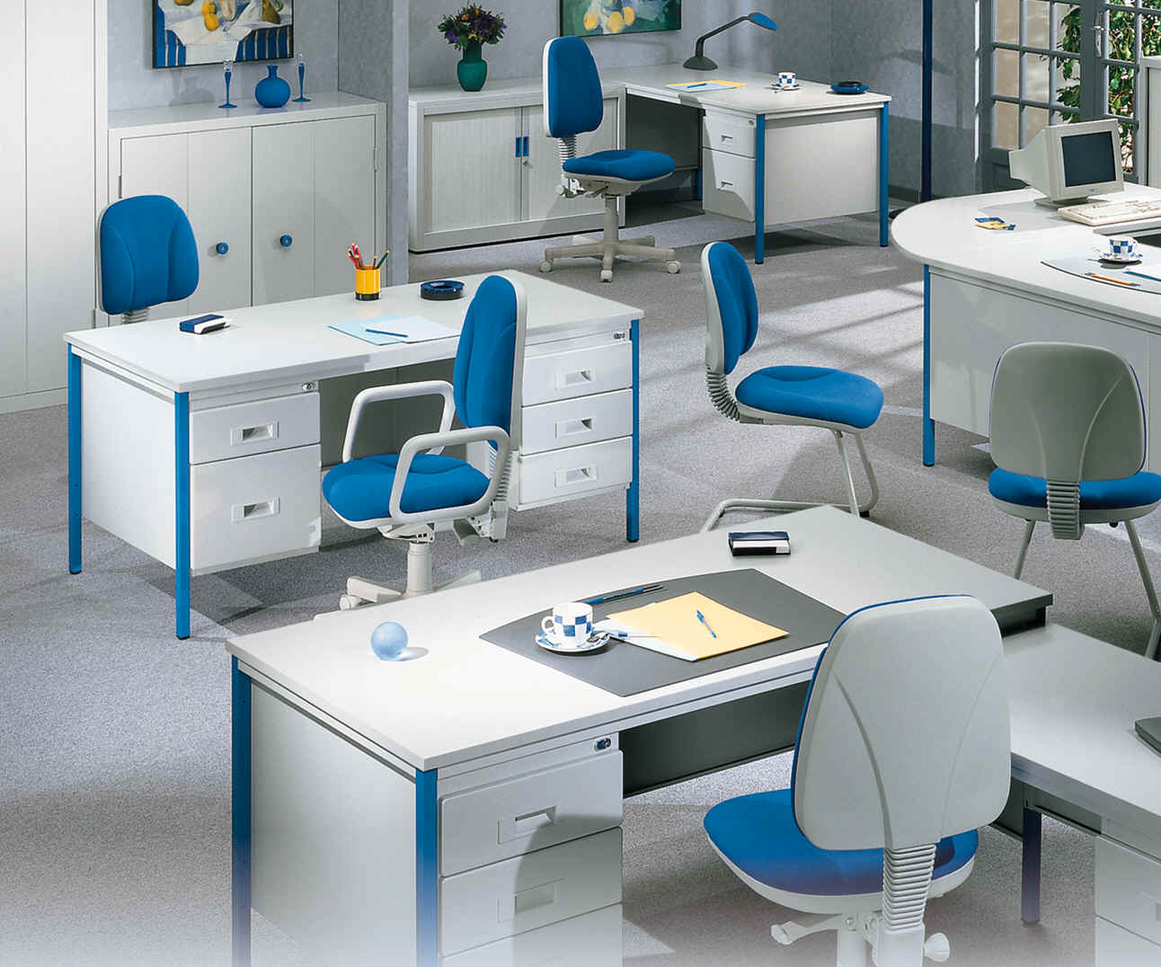 Outstanding Modern Office Furniture Design 1292 x 1076 · 128 kB · jpeg