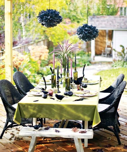 Outdoor Halloween Party Decorations Home Trendy