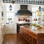 Traditional Kitchen Style by Joan Nemirow