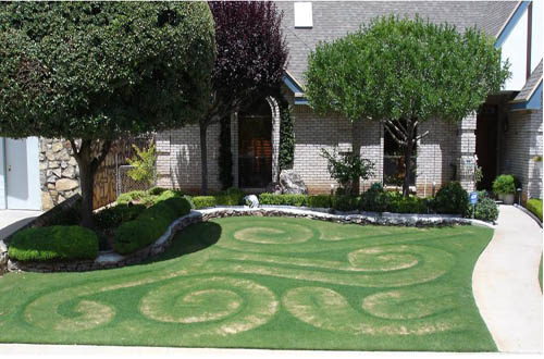 tropical landscaping ideas for front yard