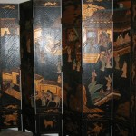 chinese folding room dividers