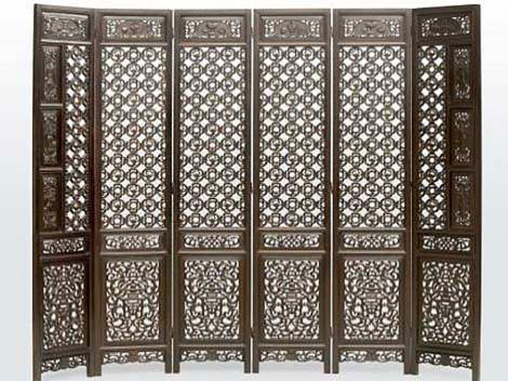 Chinese Screens Room Dividers Home Trendy