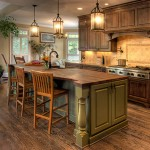 french country kitchen layout