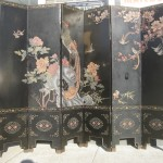 rolling chinese room dividers