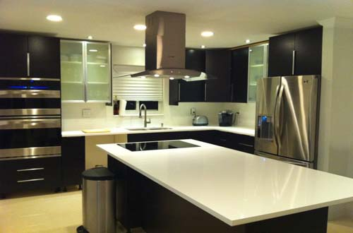 Black IKEA Kitchen Cabinets  Home Trendy