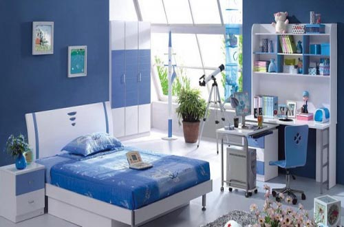 Blue Bedroom Furniture Ideas