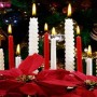 Christmas Candles Decor 2011