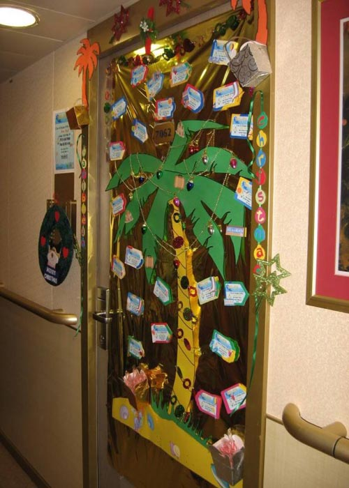 popular office christmas door decorating contest winners office door