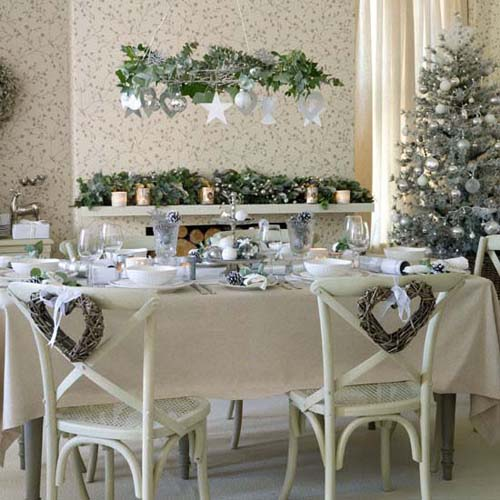 ... Country Christmas Table Decorating Ideas for free, 500x500 in 73.1KB