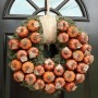 Easy Wreath Pumpkin Ideas