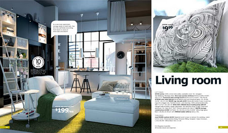 Ikea Catalogue 2012 For Living Room Home Trendy