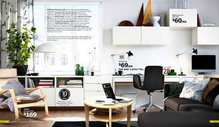 Ikea Home Office Furniture Catalogue 2012 Home Trendy