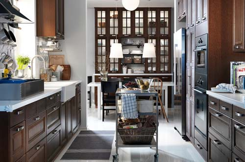 Ikea Tall Kitchen Cabinets Home Trendy