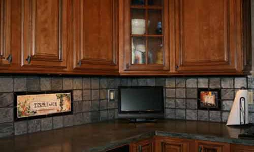 Kitchen backsplash joy studio design gallery best design Cheap backsplash ideas